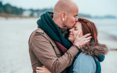 PAARSHOOTING OSTSEE | Anna & Paul