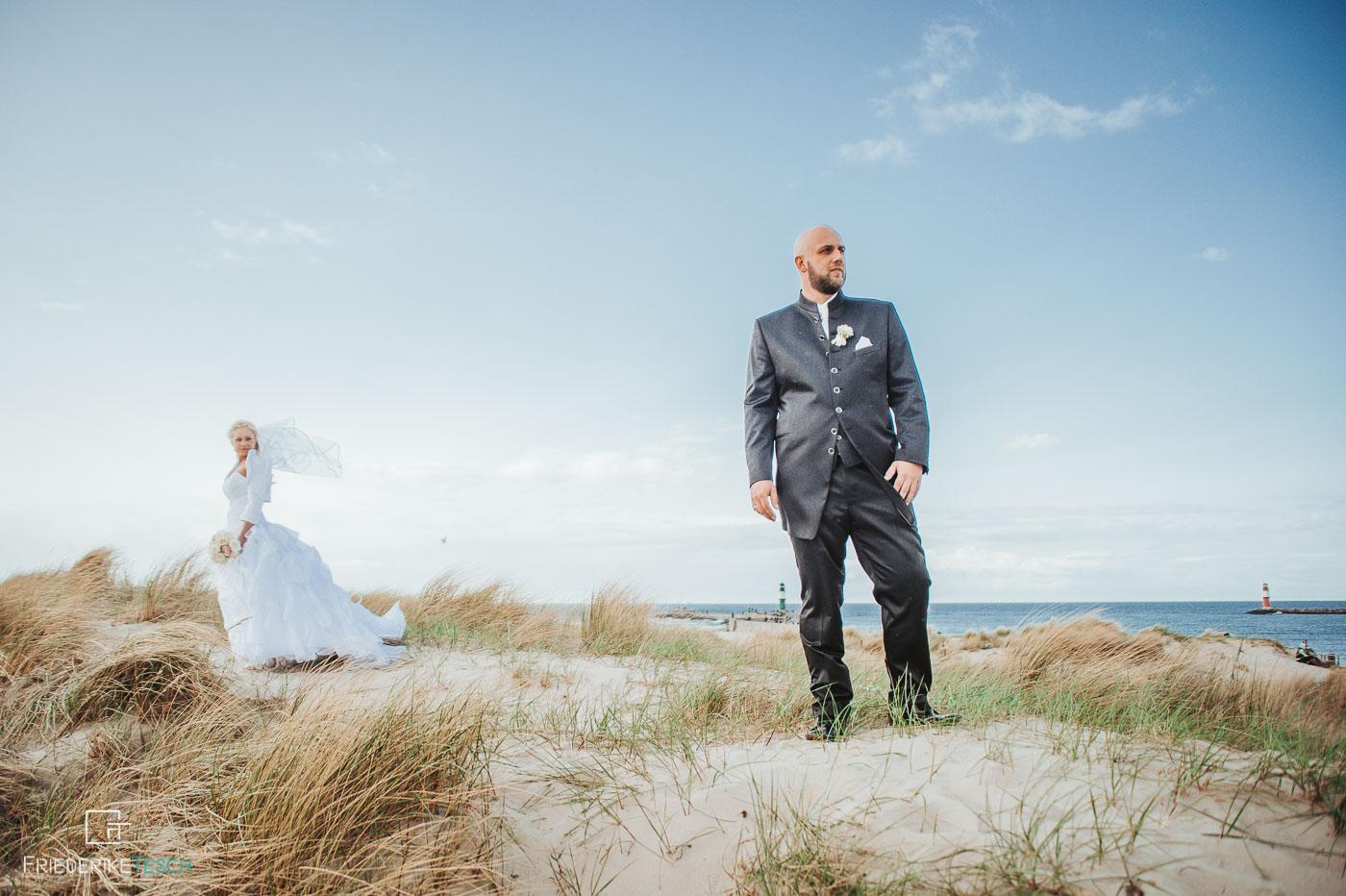 Hochzeitsfotografie aus Rostock