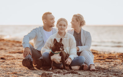 Familienfotoshooting | Odin & Familie